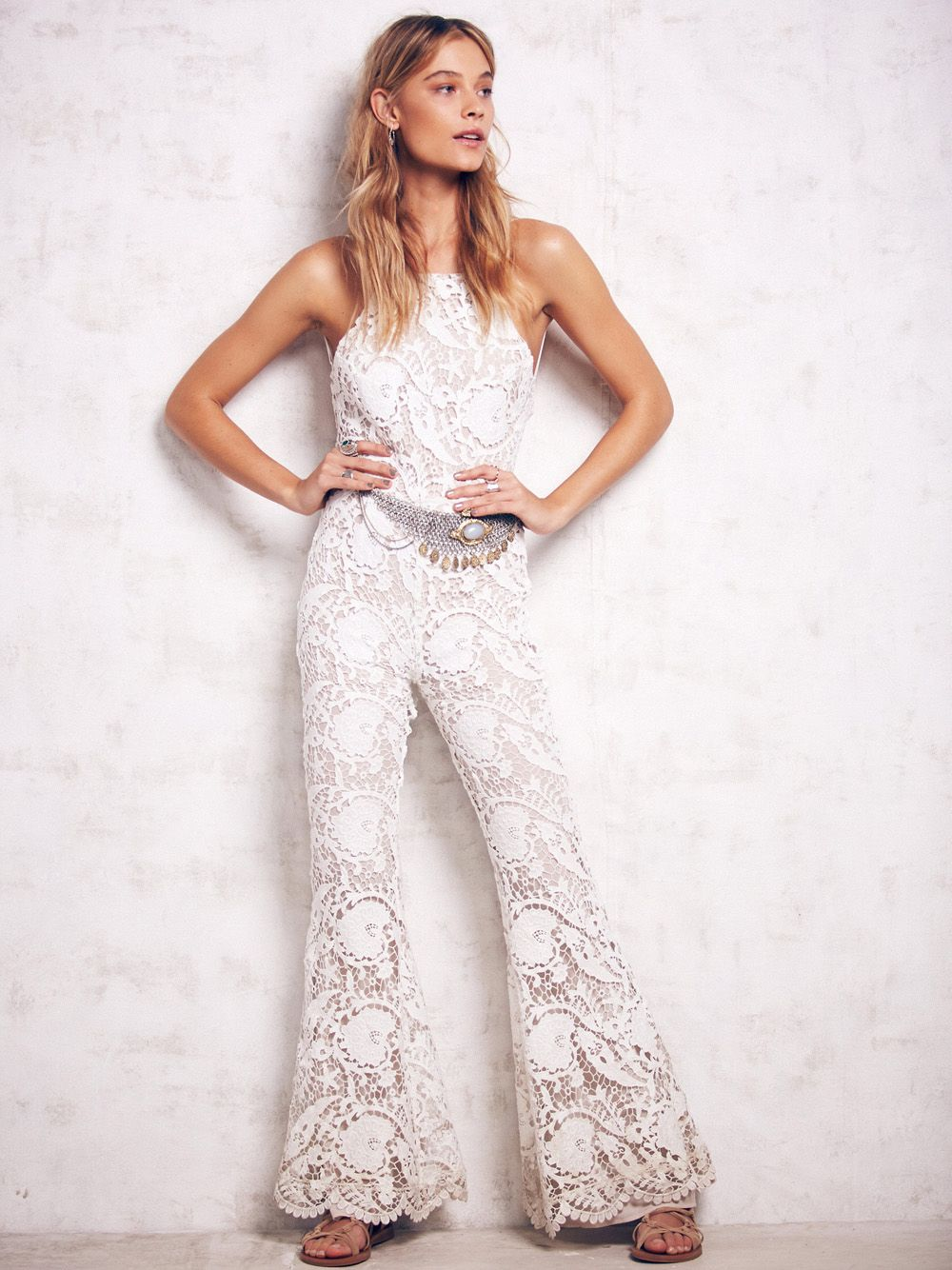 cc43fe69605 boho wedding jumpsuit by Stone Cold Fox for Free People