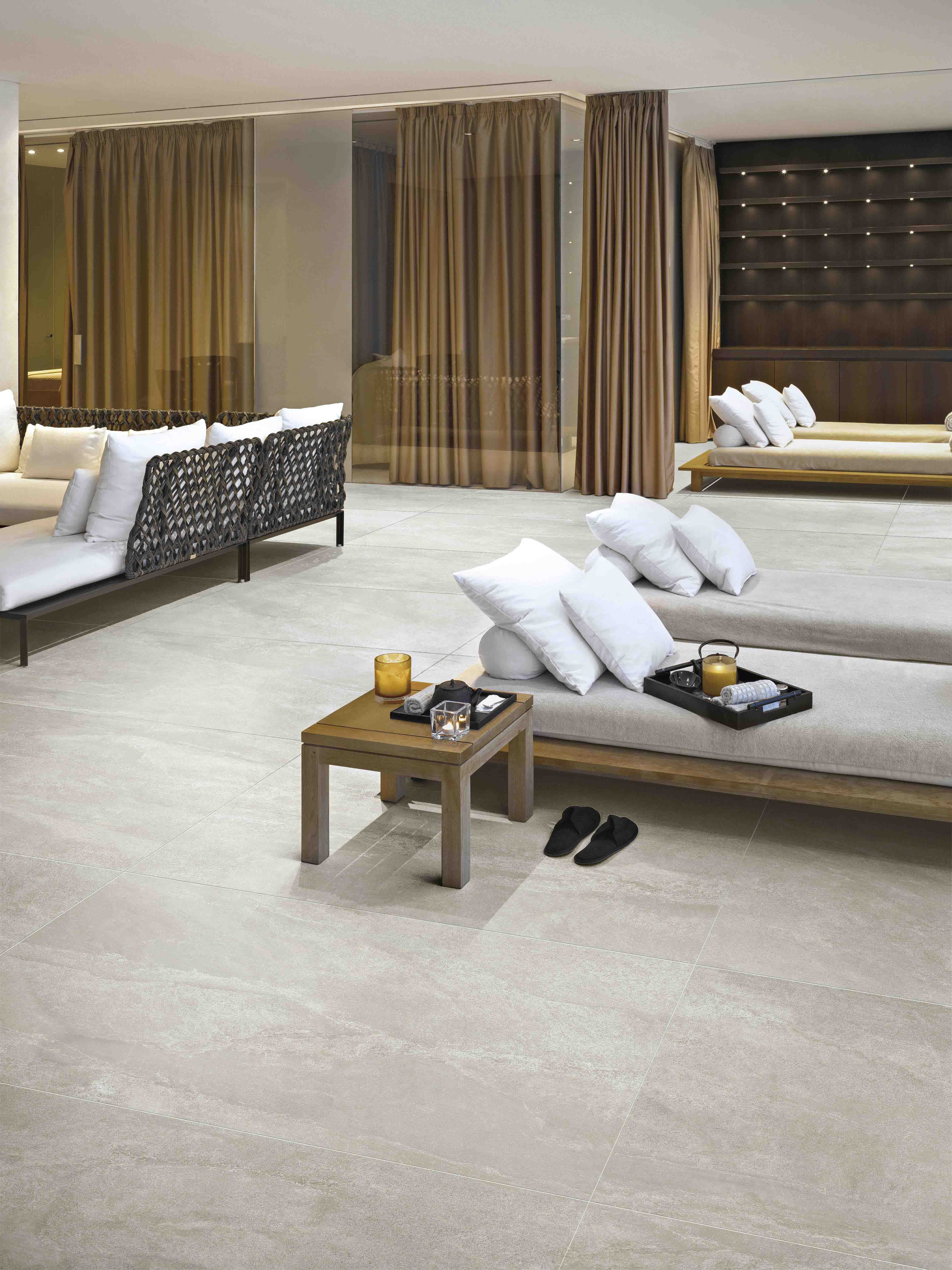 Steinoptik Wand Beige Pin By Gresie Premium On Collections Concrete Look Tile Tiles