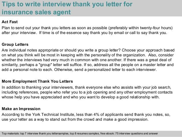 Insurance Sales Agent Thanksgiving Letter Format Business  Home
