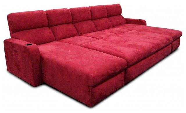 Fortress Matinee Home Theater Chaise Lounger