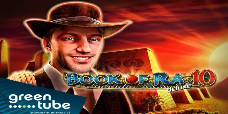 Spielautomat Book Of Ra