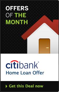 Citibank Home Loan Offers Mymoneymantra Home Loans Loan Offer