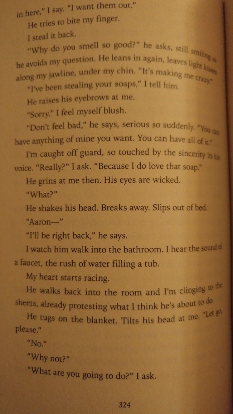 Ignite Me Chapter 56 Page 324 With Images Shatter Me Quotes