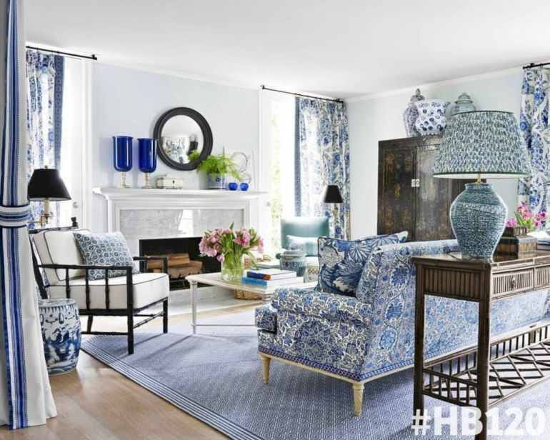 Impressive French Country Living Room Design To This Fall ...