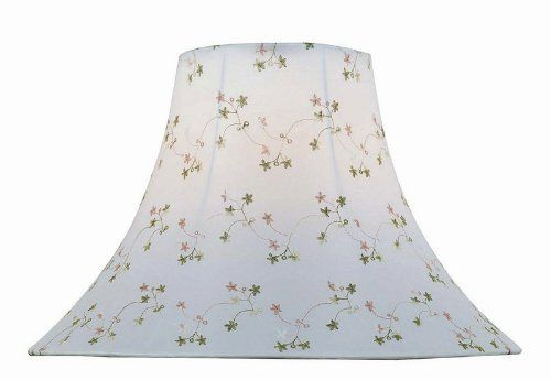 Lite Source Ch114818 18inch Lamp Shade White This Is An Amazon