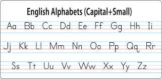 Image Result For English Alphabet In Four Lines Alphabet Writing Practice Writing Practice Alphabet Writing