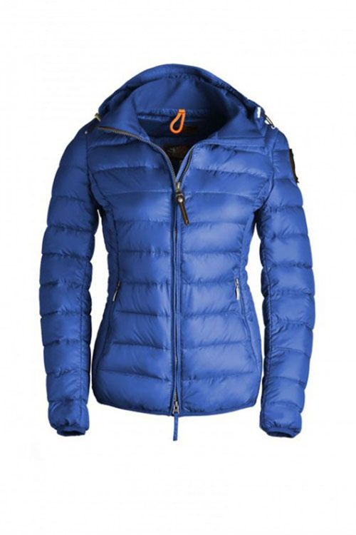 Women's Parajumpers Juliet 6 Jackets Royal 40% Off. Cheap On Sale.