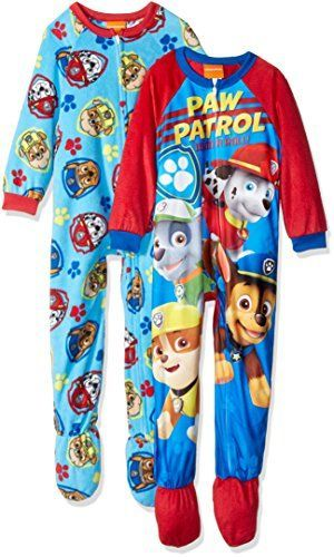 7e0a50e13 Paw Patrol Boys 2-Pack Sleeper Set -- Your little rescuer will be ...
