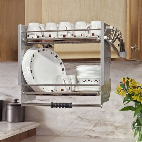 Kitchen Cabinets For Plates top kitchen cabinet accessibility storage inserts | modified and
