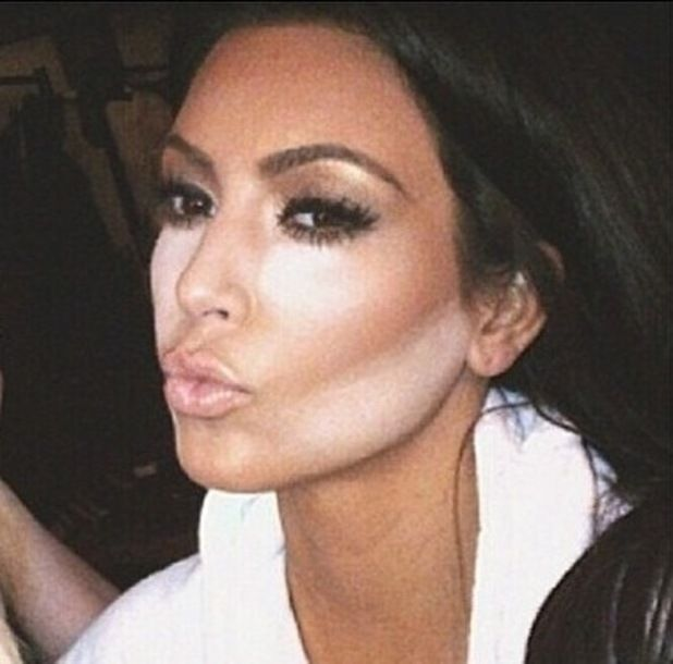 Updated Makeup Baking A Quick How To Baking Makeup Kim Kardashian Makeup Kardashian Makeup