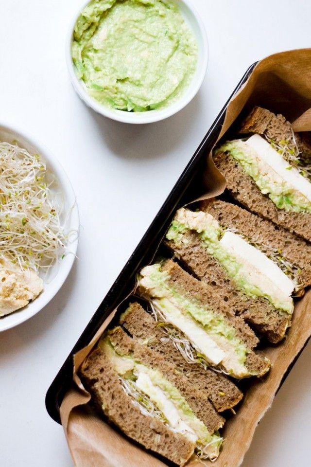 Sandwichs Avocats