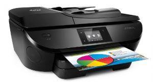 HP OfficeJet 5740 Driver   Hp officejet. Inkjet printer. Printer