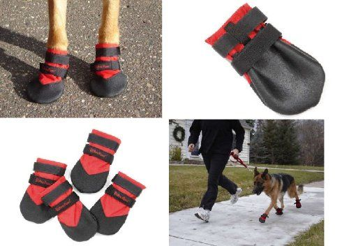 Ultra Paws Rugged Dog Boot - All Sizes - Water Resistant (Large) - http://www.thepuppy.org/ultra-paws-rugged-dog-boot-all-sizes-water-resistant-large/