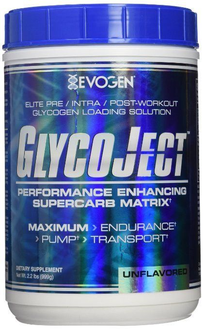 Evogen Glycoject Unflavored, 2.2 Lbs.