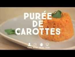 Purée de carottes simplissime - CuisineAZ