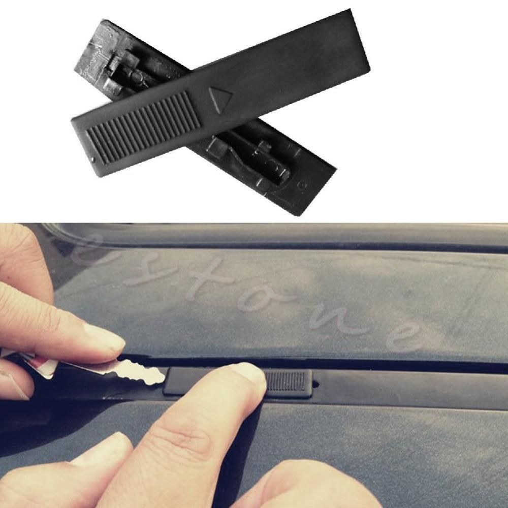 1 Pair Replacement Roof Rail Rack Moulding Clip Cover Snap For Mazda 2 3 6 Cx5 Cx7 Roof Rails Mazda Mazda 2