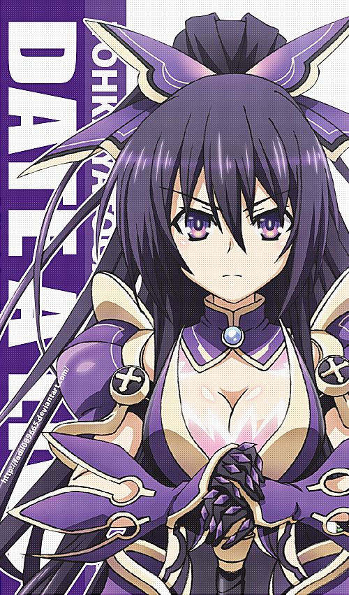 Date A Live Wallpapers Mobile : Tohka Yatogami by Fadil089665 on DeviantArt