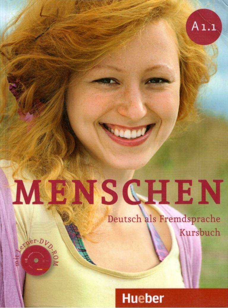Menschen A1 1 Kursbuch Teacher Books Learn German German Language Learning
