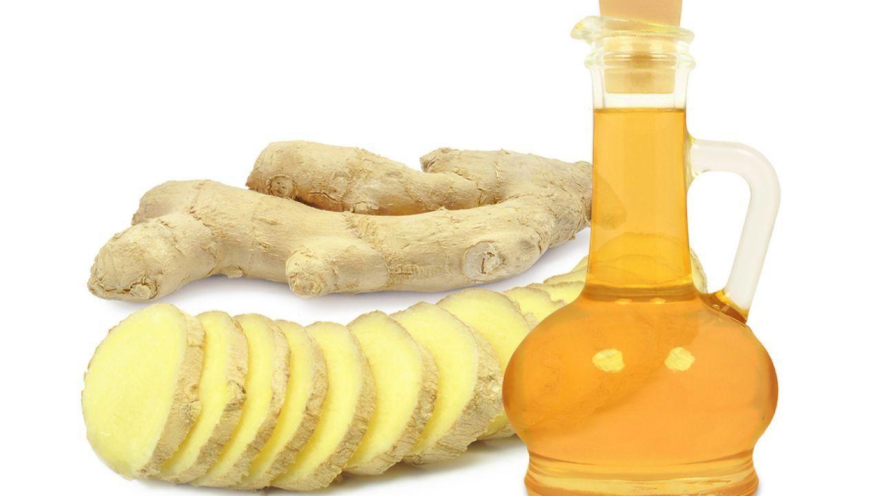 طريقة عمل زيت الزنجبيل Ginger Oil Olive Oil Oils