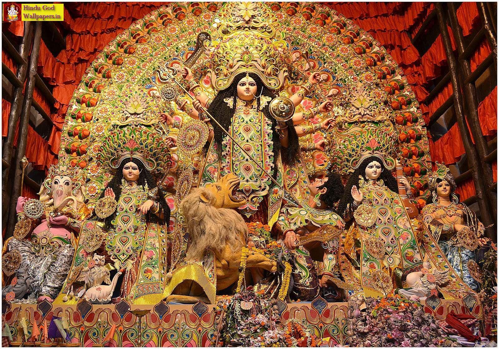 Free download unique Maa Durga Photo, god wallpaper, god ...