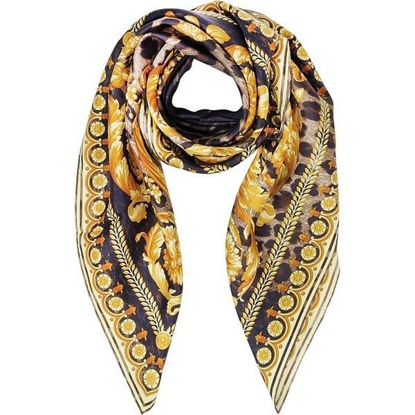 ACCESSORIES - Scarves Versace SzbwWt2hye