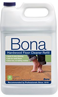 Bona Hardwood Floor Cleaner Refill 128 Oz Clear Hardwood Cleaner Floor Cleaner Hardwood Floor Cleaner