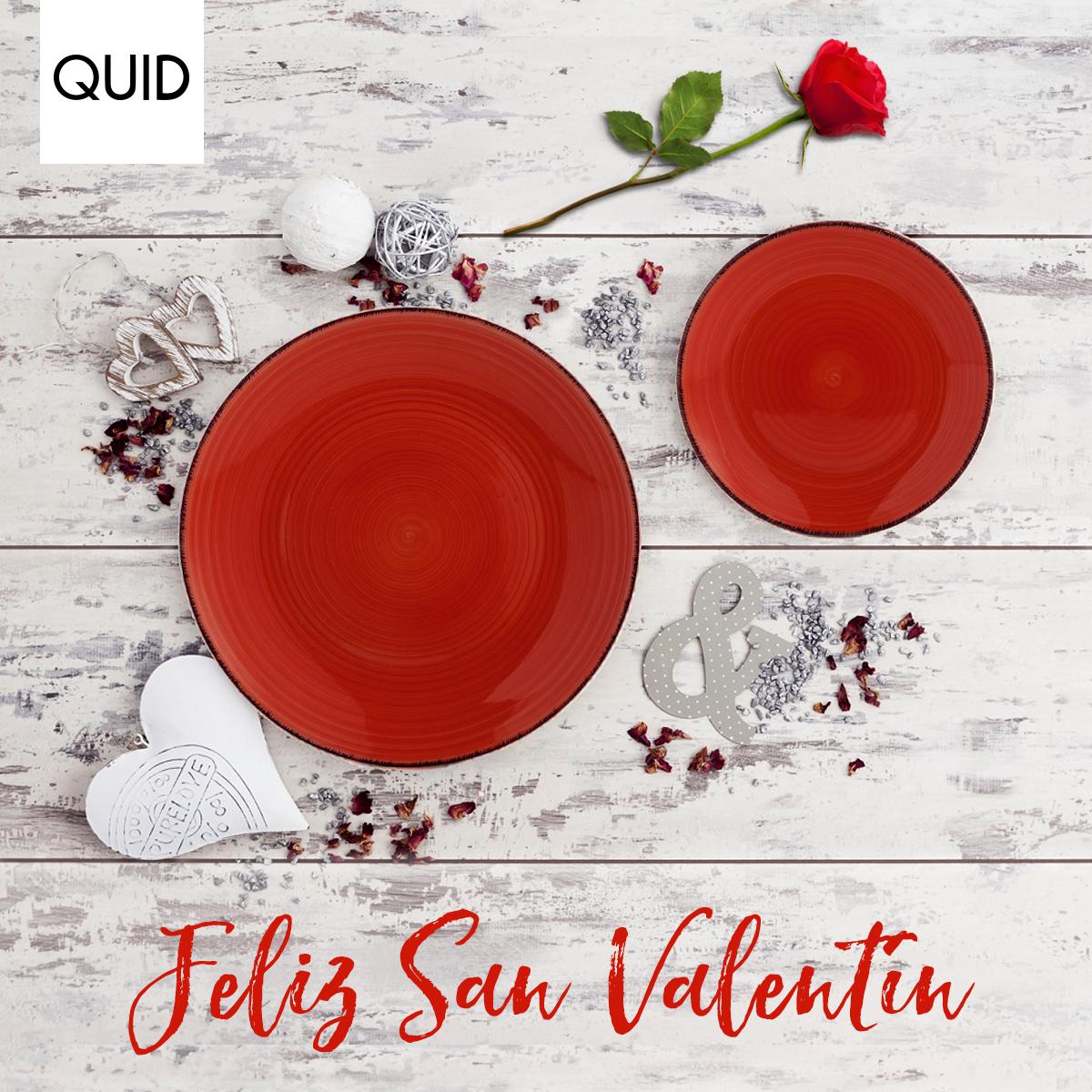 Platos que enamoran...😍 ¡Feliz San Valentín!