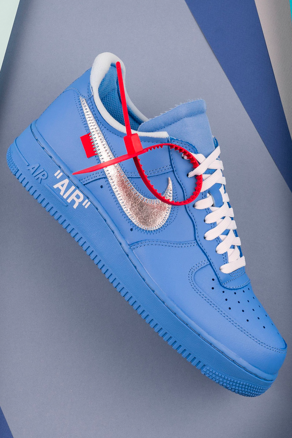 Nike Air Force 1 Low Off White Mca Ci1173 400 2020 In 2020 Nike Shoes Air Force Off White Shoes White Nike Shoes