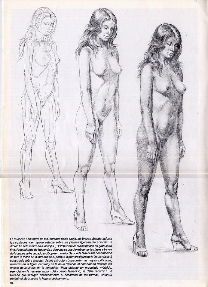 El Taller de Miguel Angel: Ejercicio para pintar la figura humana ...