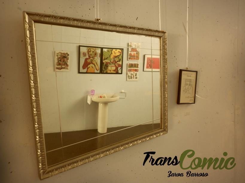 """""""Transcomic"""". Casal Jove Port de Sagunt, Valencia. 2013."""