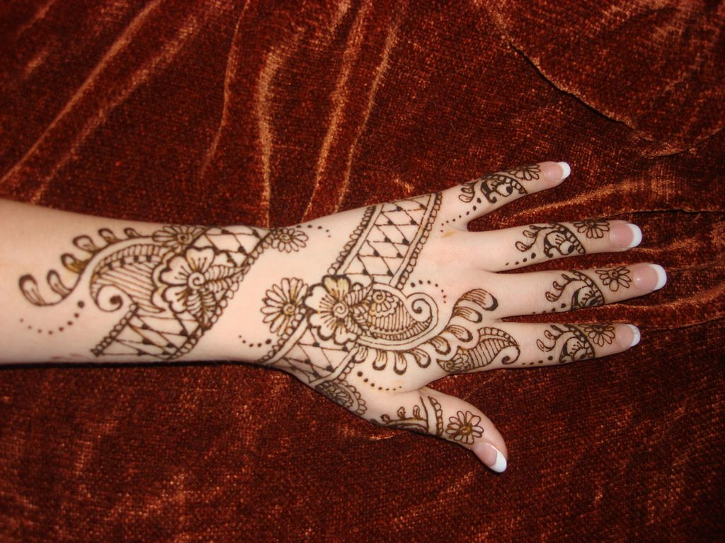 Mehndi Elephant Wallpaper : Top bridal mehndi designs for full hands front and back step