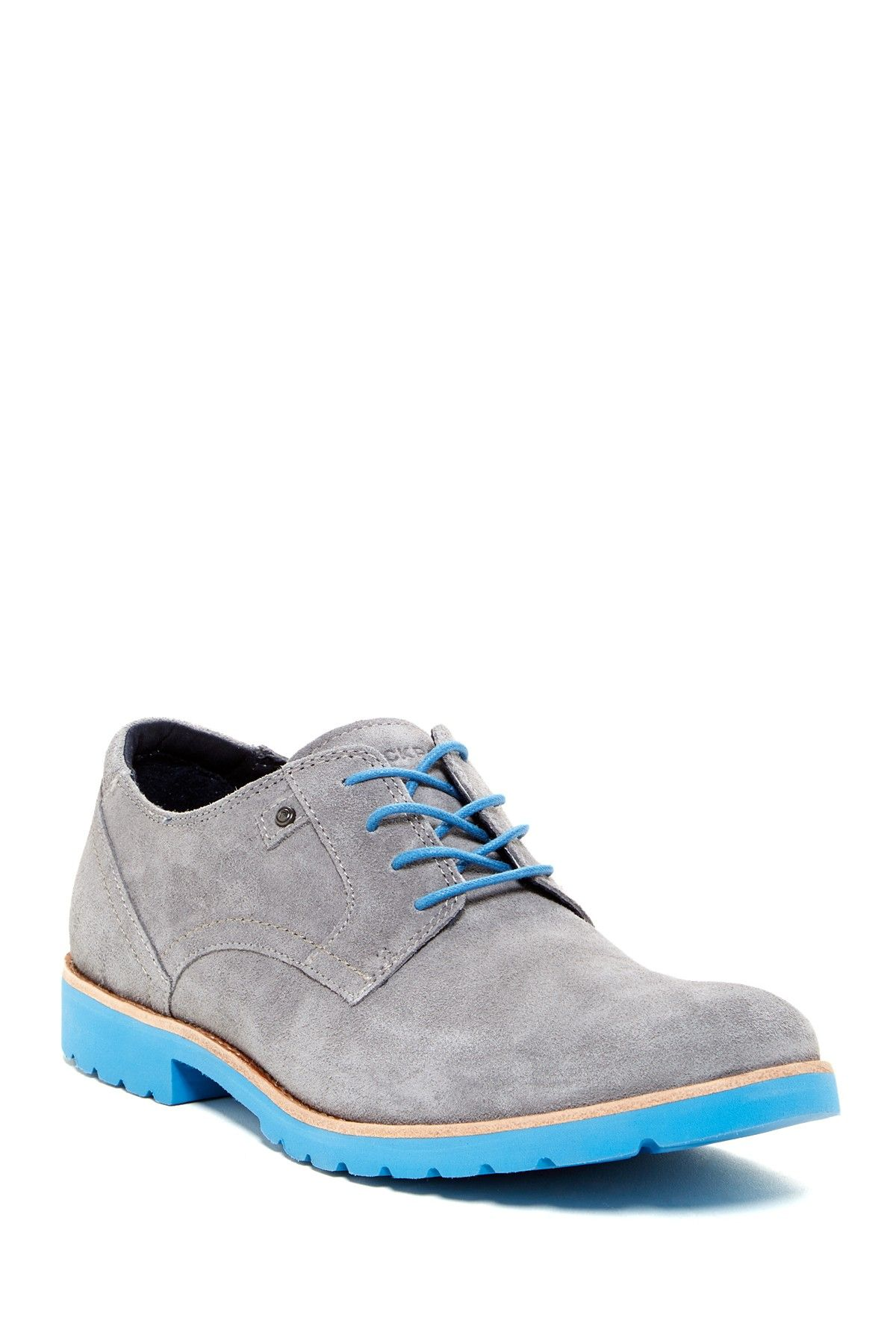 Blue Sole Man Shoes Herenmode