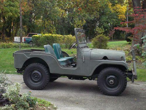 It S As Old As I Am I Want It 1964 Cj 5 Jeep Photo Submitted