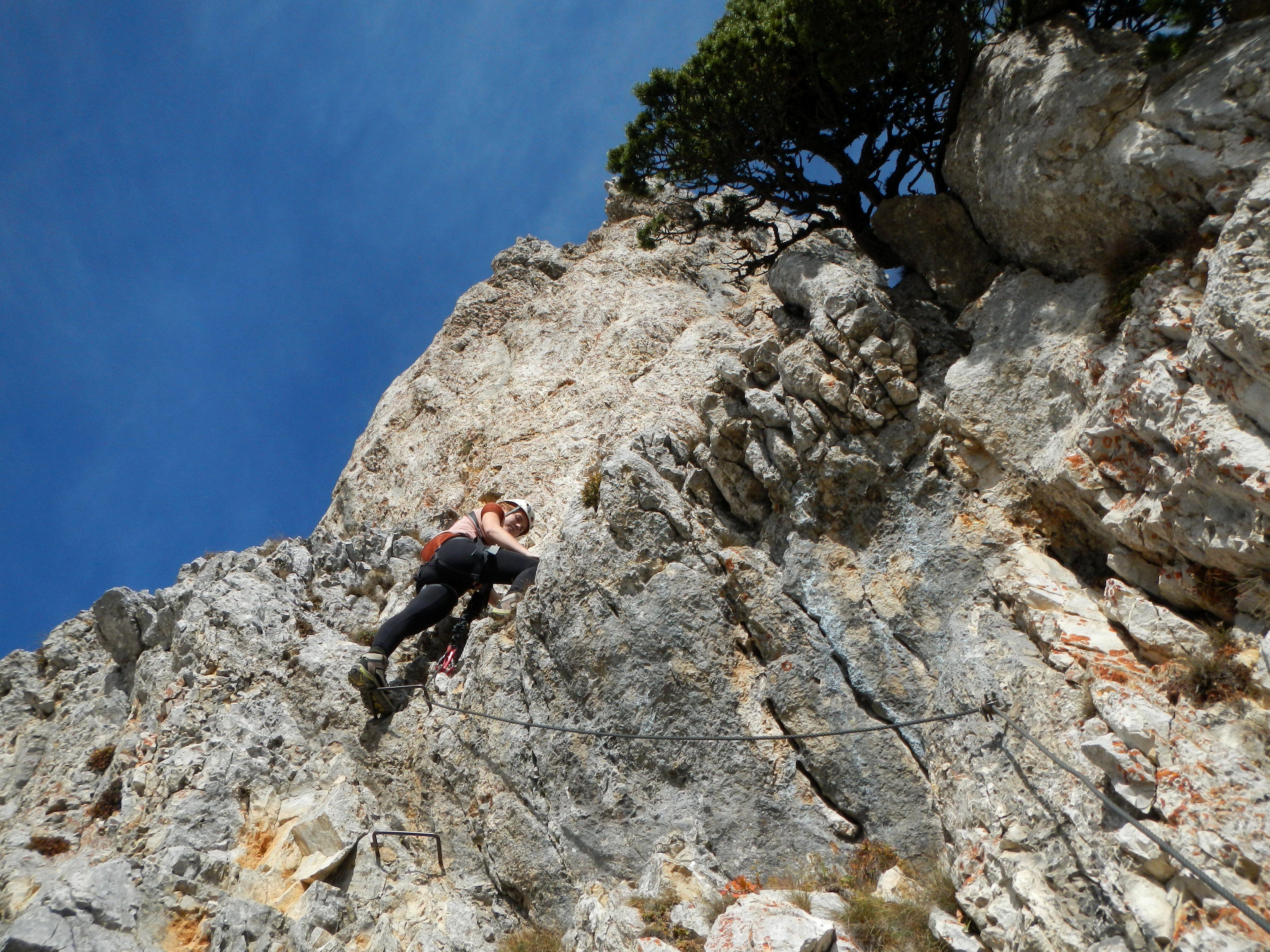Klettersteig Rax : Austria rax ottohaus klettersteig visited places