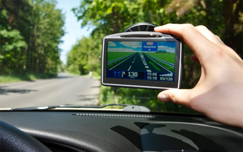 You can update the GPS and enjoyed your journey anywhere