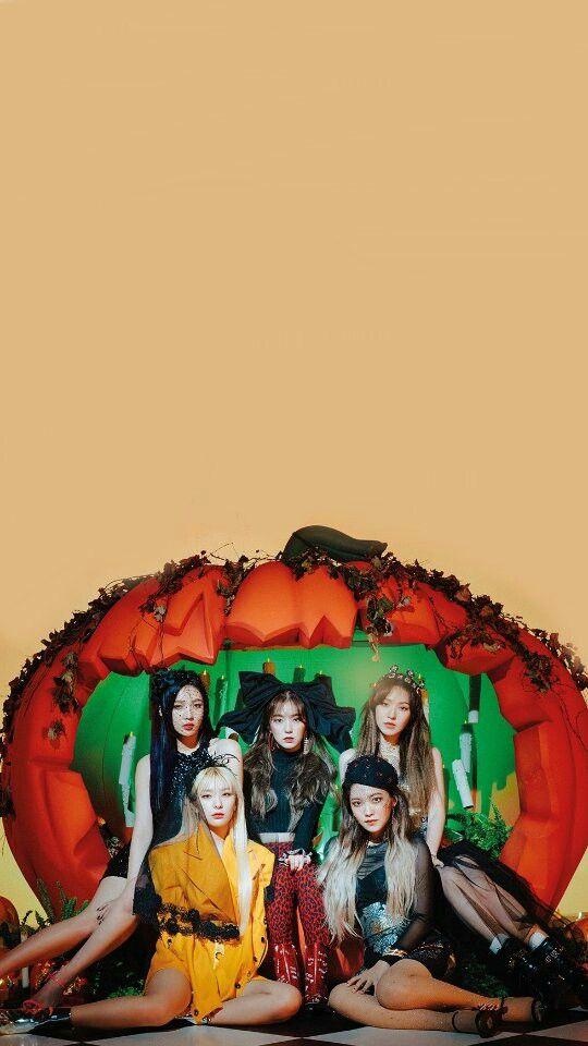 Red Velvet Rbb Wallpaper Lockscreen Fondo De Pantalla Hd Iphone Seulgi Joy Irene Wendy Yeri Velvet Wallpaper Red Velvet Velvet