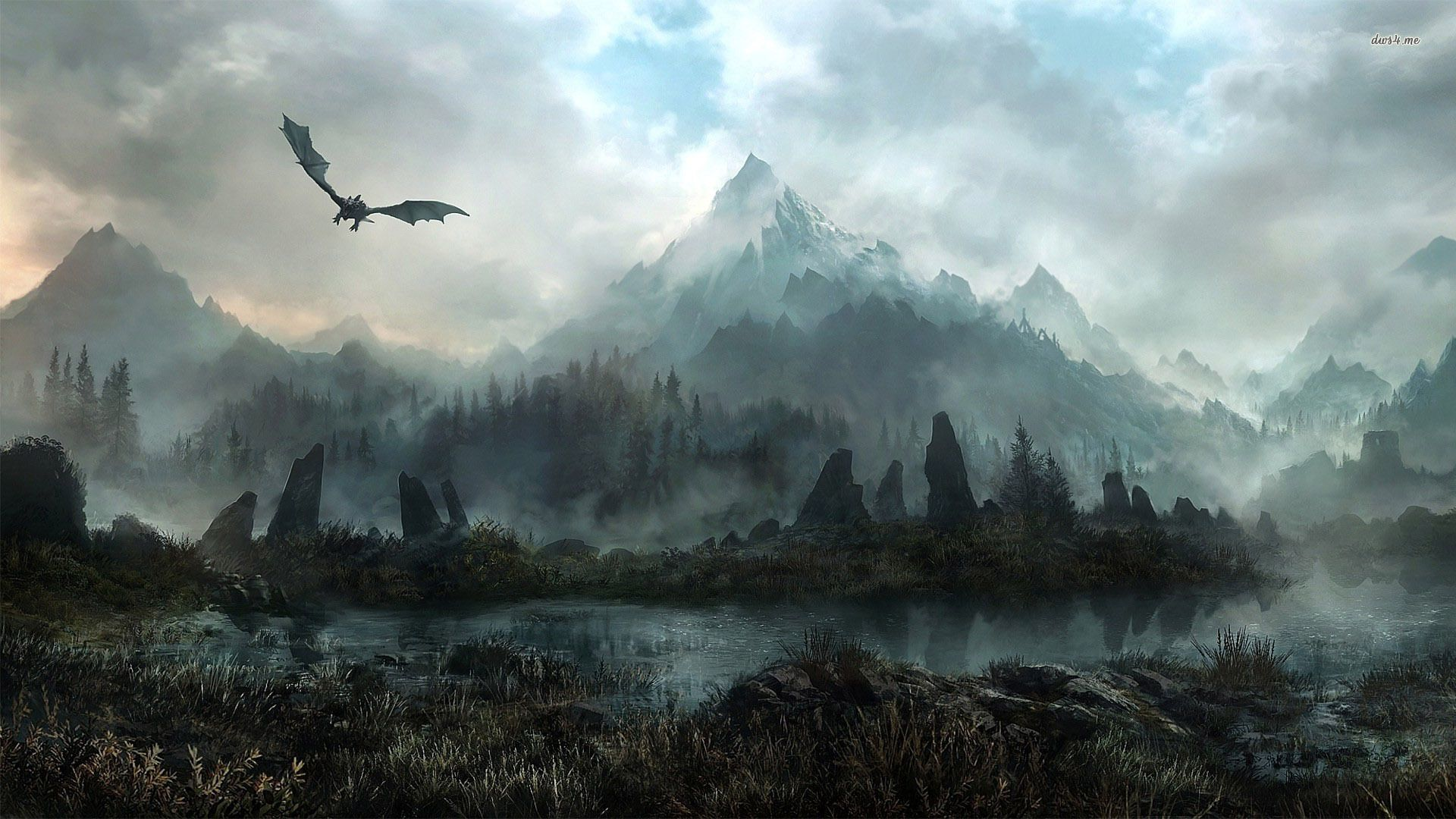 skyrim wallpaper collection for free download | hd wallpapers