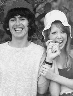 George Harrison And Pattie Boyd Patty Said This Is When They Were Happiest