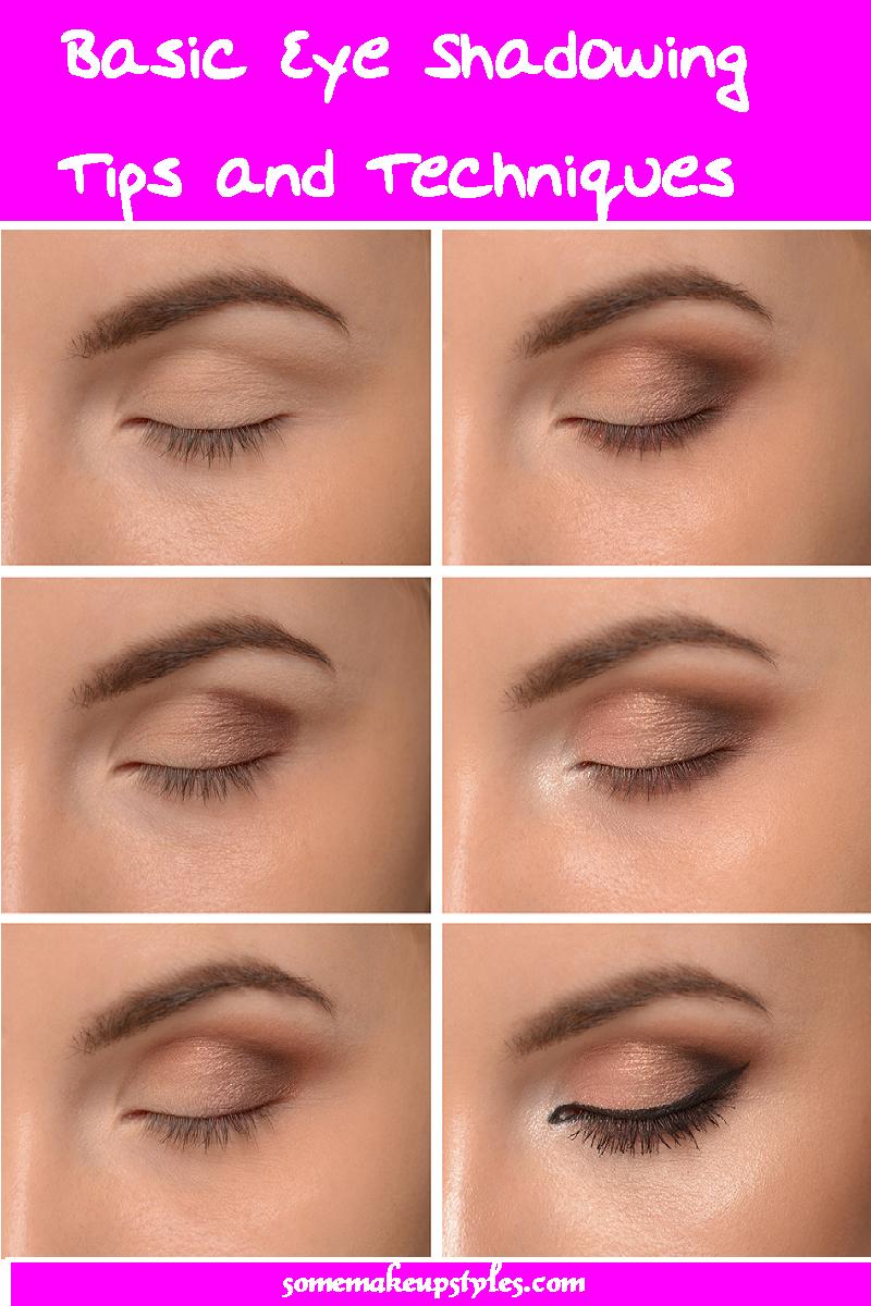 Eye Makeup Basics in 2020 Eye makeup, Eye shadow