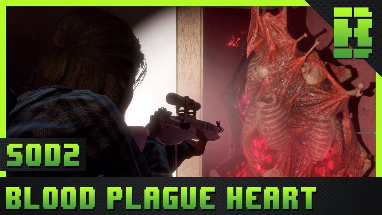 State Of Decay 2 Blood Plague Heart | Gaming | State of
