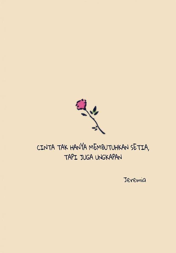 CaCan Wallpaper Quotes Cinta Lucu