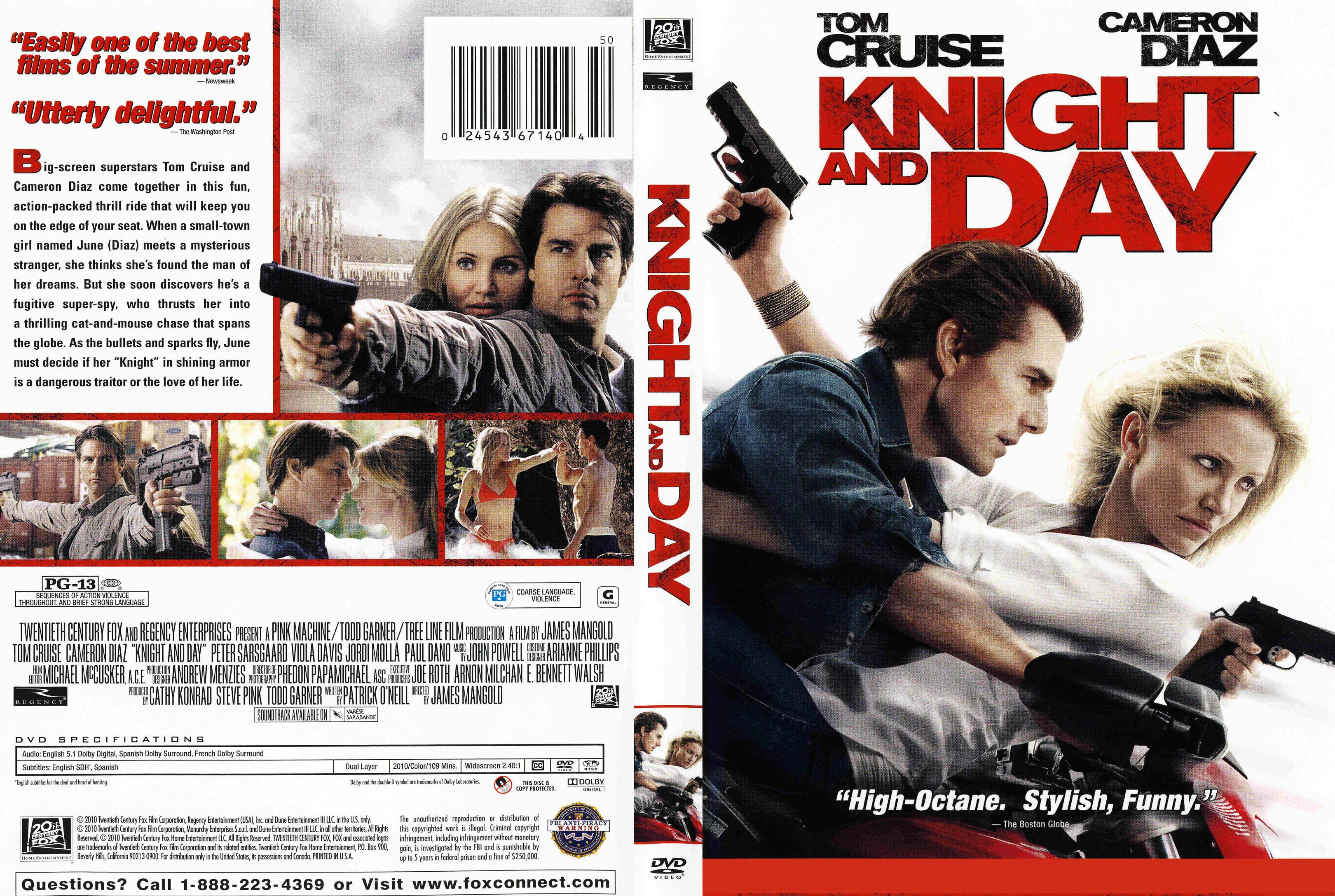 knight and day - HD3240×2175