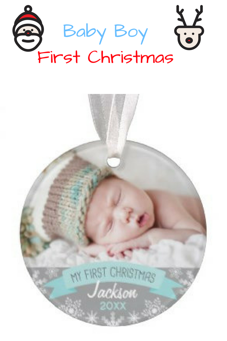 Baby boy 1st christmas gift ideas