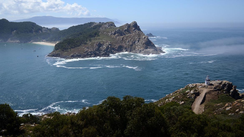 Las Islas Cíes, islas de los dioses