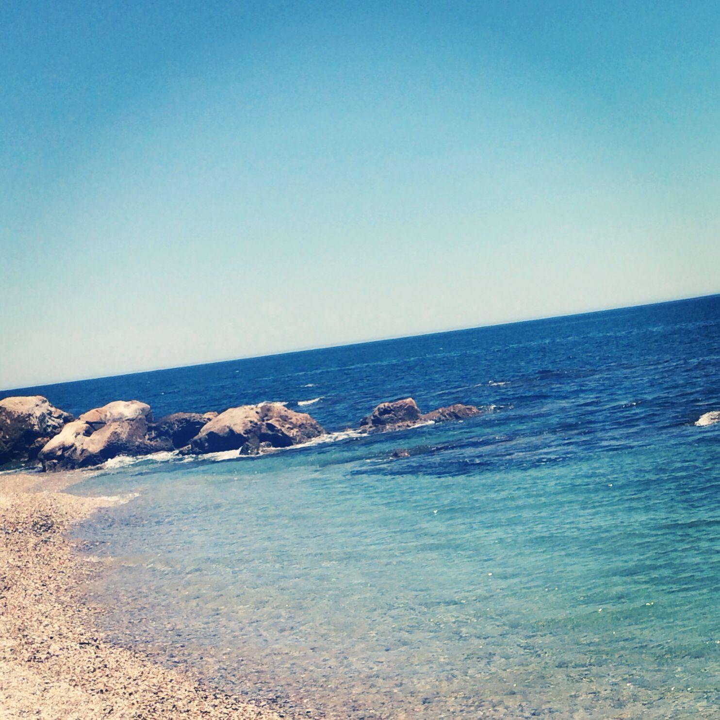 #Estepona beach (Costa del Sol, Malaga, Spain)... One of my favourite places in the world!