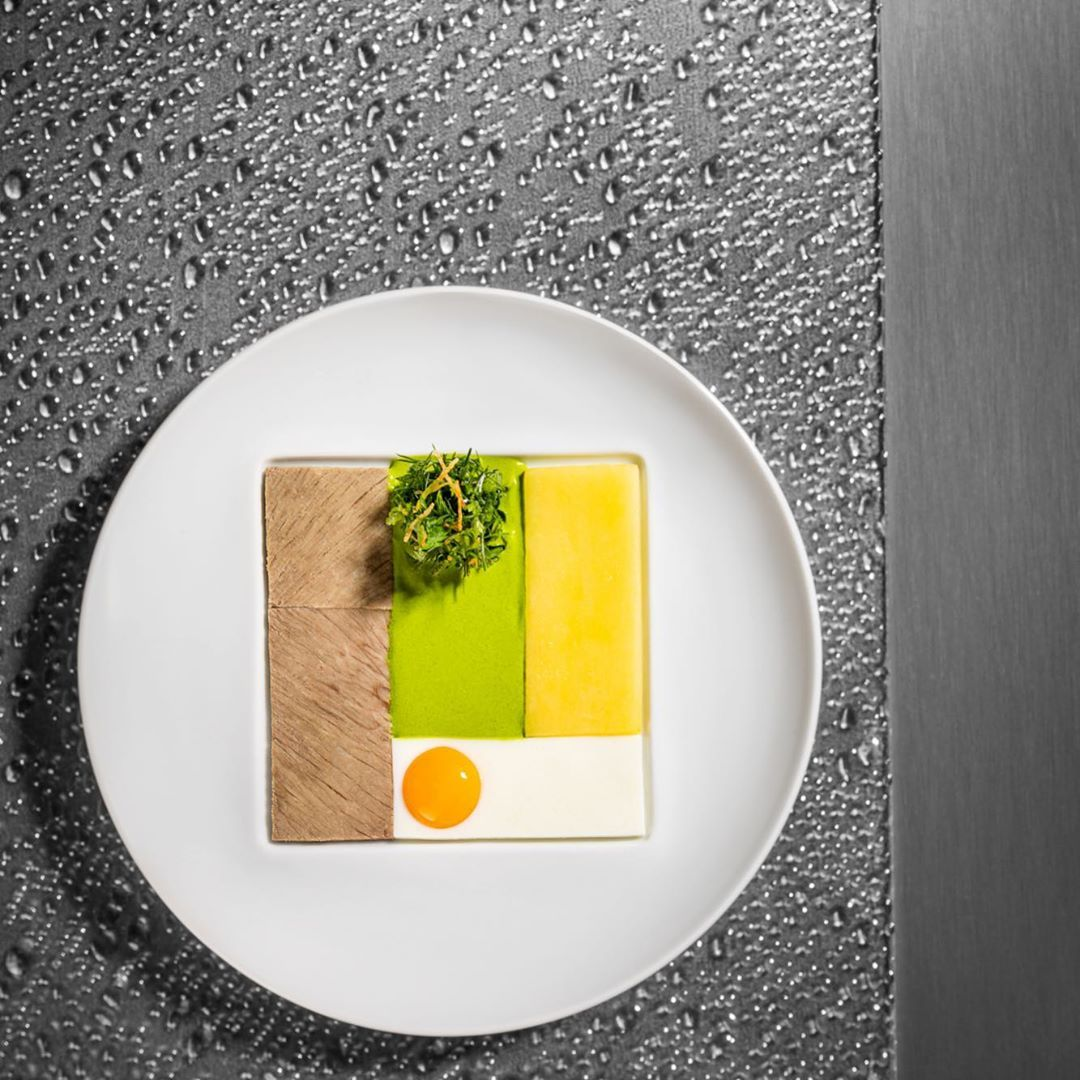 Sven Elverfeld On Instagram 20 Years Anniversary Menu Now Back Again At The Menu Only For Few Week S At Restaurant A Food Design Food Art Year Anniversary