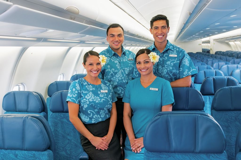 Hawaiian Airlines Flight Attendants Google 検索 Airlines
