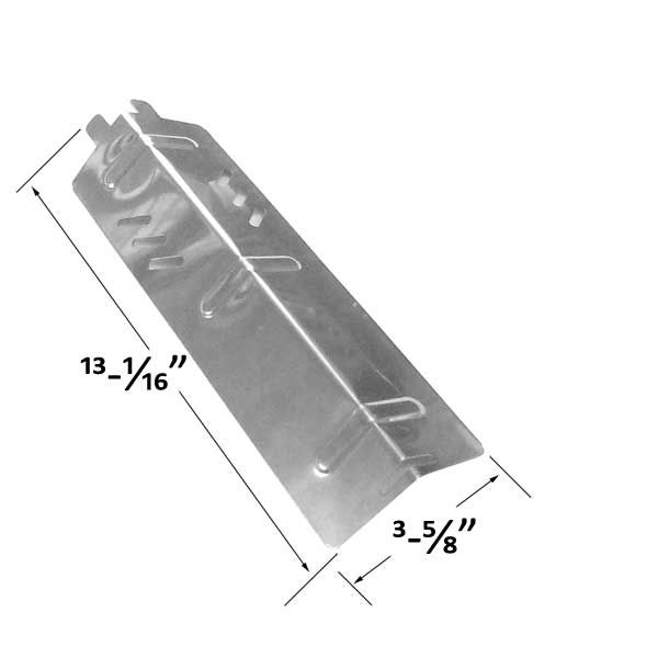 REPLACEMENT STAINLESS STEEL HEAT PLATE FOR BACKYARD GRILL ...
