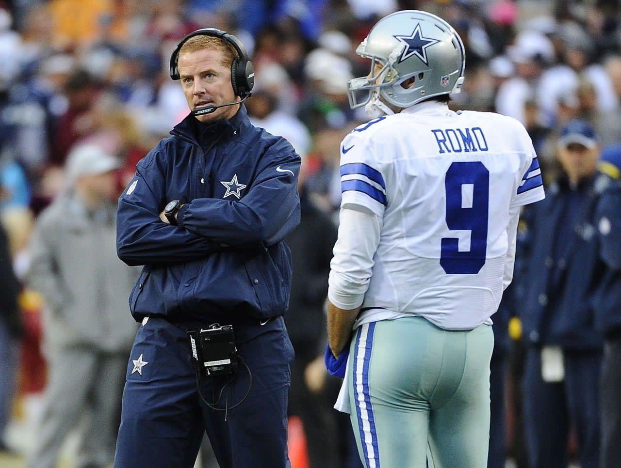Garret & Romo Dallas cowboys, Jason garrett, Cowboys nation