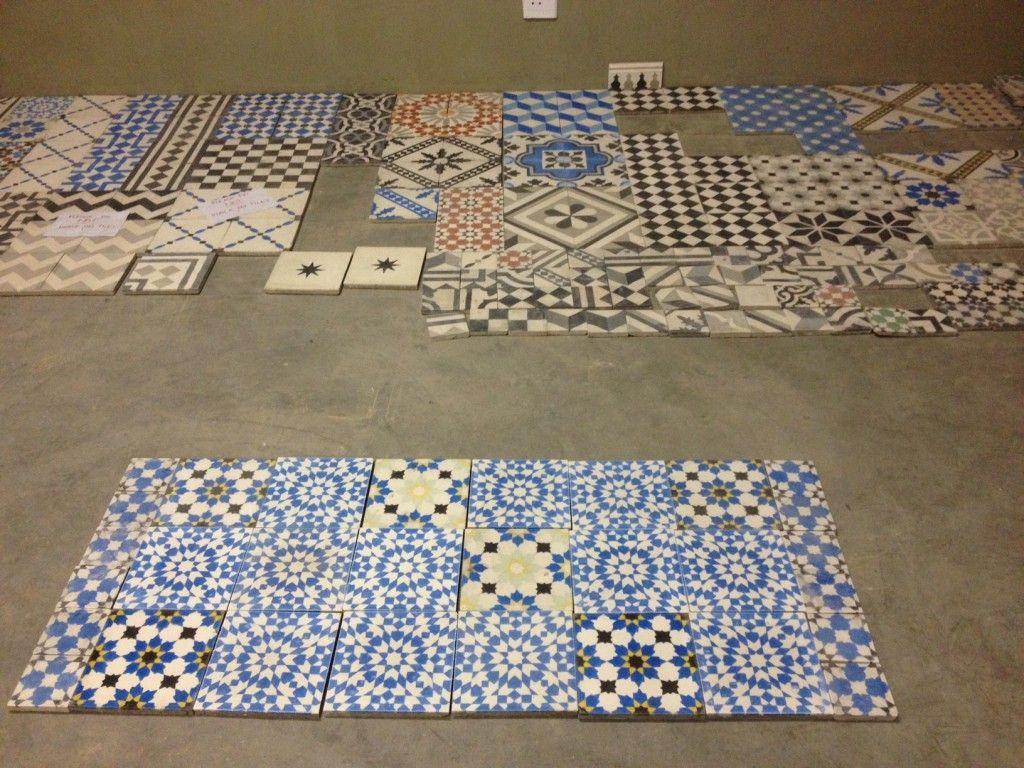 More Moroccan Love Unique Tile Tiles Moroccan Tiles